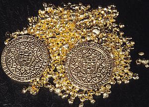 Gold Weihrauch Myrrhe